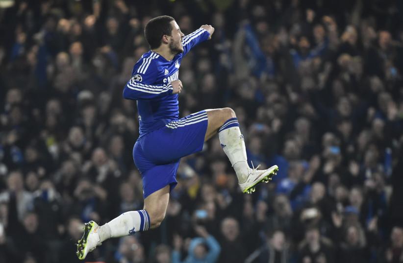 Chelsea v Paris St Germain - UEFA Champions League Second Round Second Leg (photo credit: REUTERS/TOBY MELVILLE)