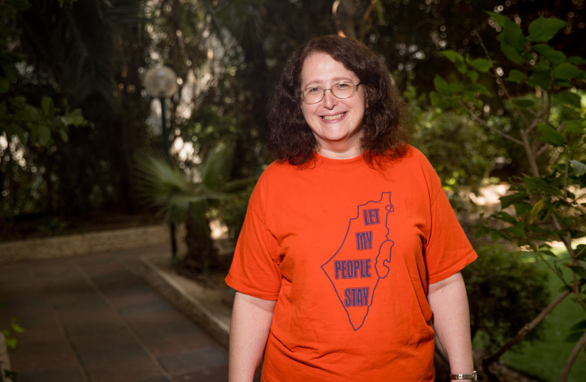 Lisa Liel (photo credit: MARC ISRAEL SELLEM/THE JERUSALEM POST)