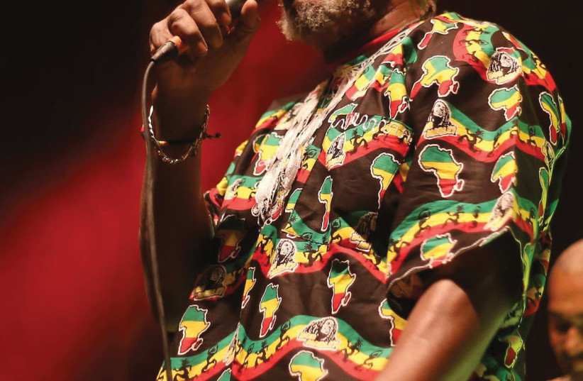 JAMAICAN REGGAE music star Horace Andy. (photo credit: NIDAR OZ PR)