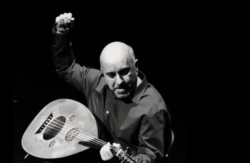 ARMENIAN-AMERICAN oud player Ara Dinkjian. (photo credit: FACEBOOK)