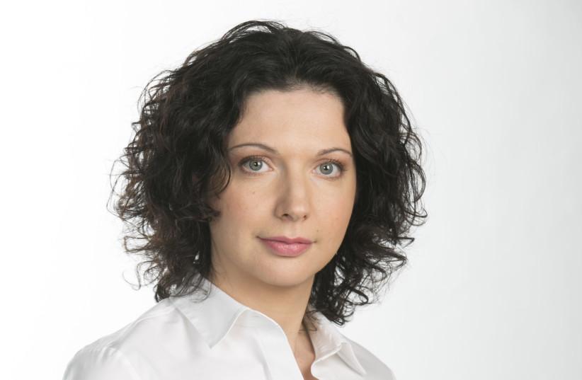 Irina Nevzlin (photo credit: WIKIPEDIA)