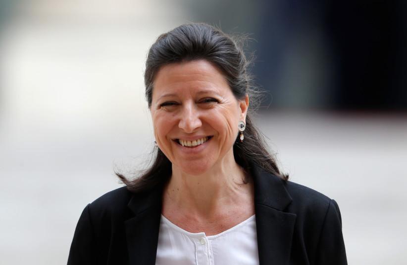 Agnes Buzyn (photo credit: REUTERS)