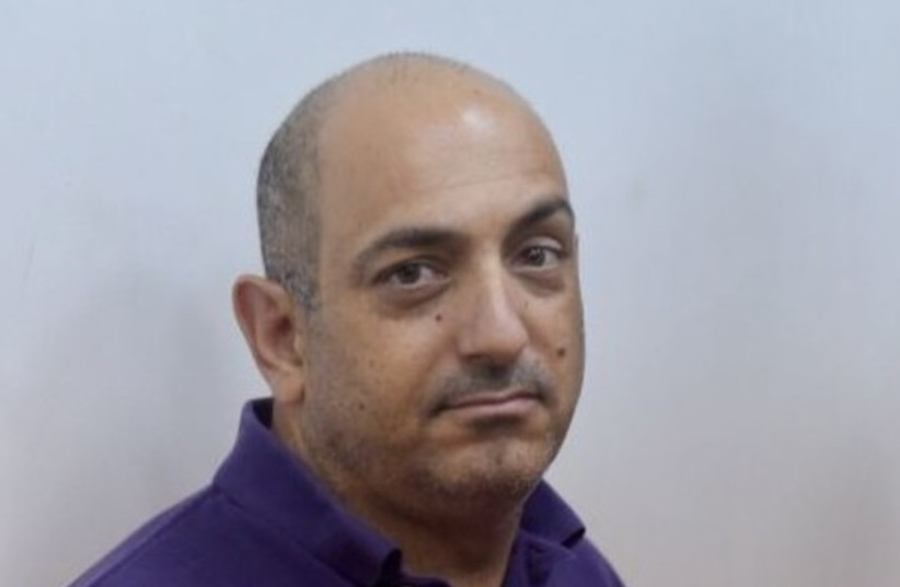 David Sharan, the prime minister's former chief of staff. (photo credit: AVSHALOM SASSONI/ MAARIV)