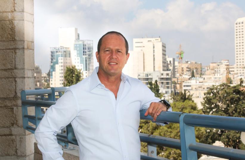 Mayor of Jerusalem Nir Barkat (photo credit: MARC ISRAEL SELLEM)