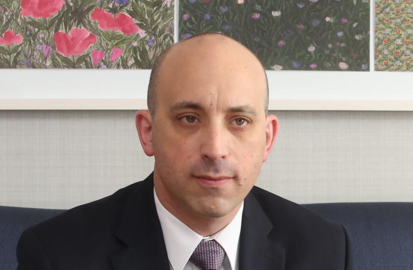 Jonathan Greenblatt (photo credit: MARC ISRAEL SELLEM)
