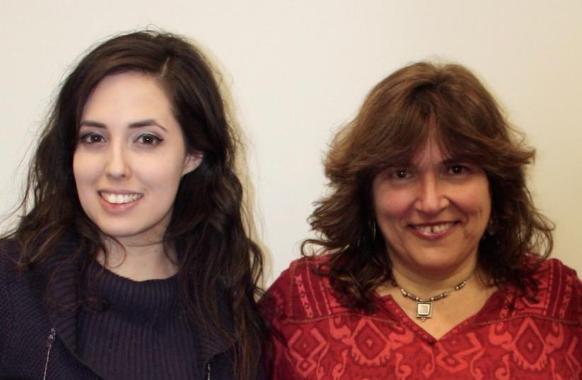 University of Maryland Professor Melissa Landa says she was fired because of her pro-Israel activism.  (photo credit: COURTESY OF LANDA/ JTA)