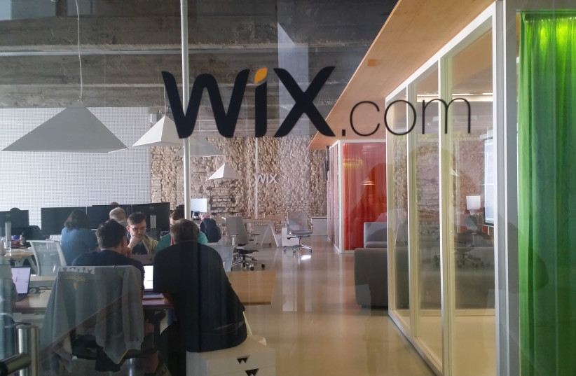 Israeli-based Wix is expanding its large R&D office in Vilnius, Lithuania. (photo credit: MAX SCHINDLER)