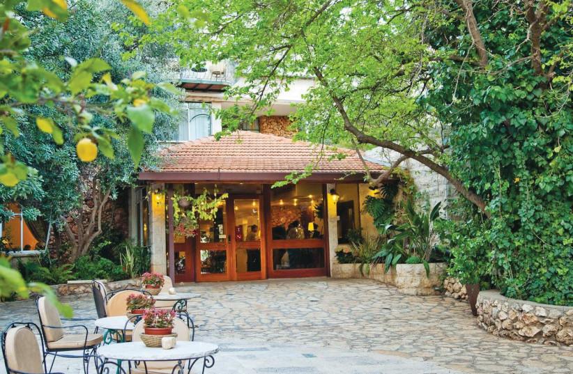 The Mizpe Hayamim Hotel (photo credit: STUDIO SLICE)