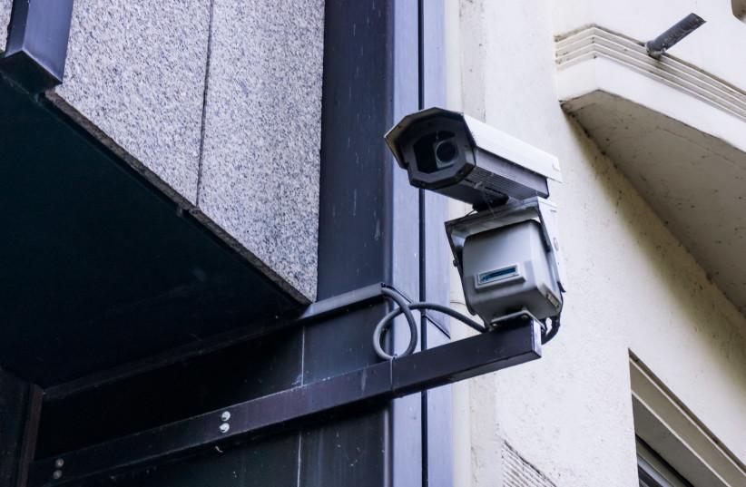 Security camera (photo credit: INGIMAGE)