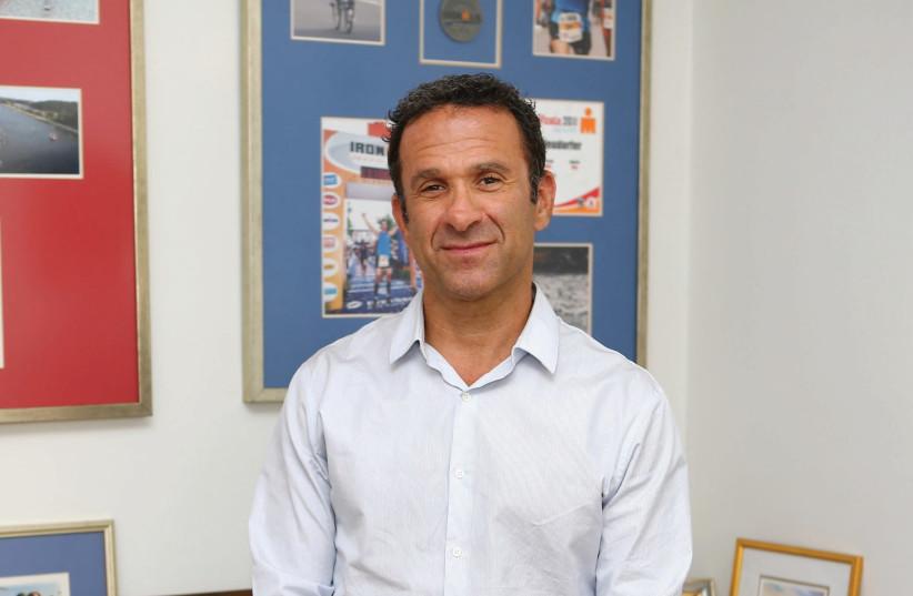 Yaron Neudorfer (photo credit: IDAN MAOZ)