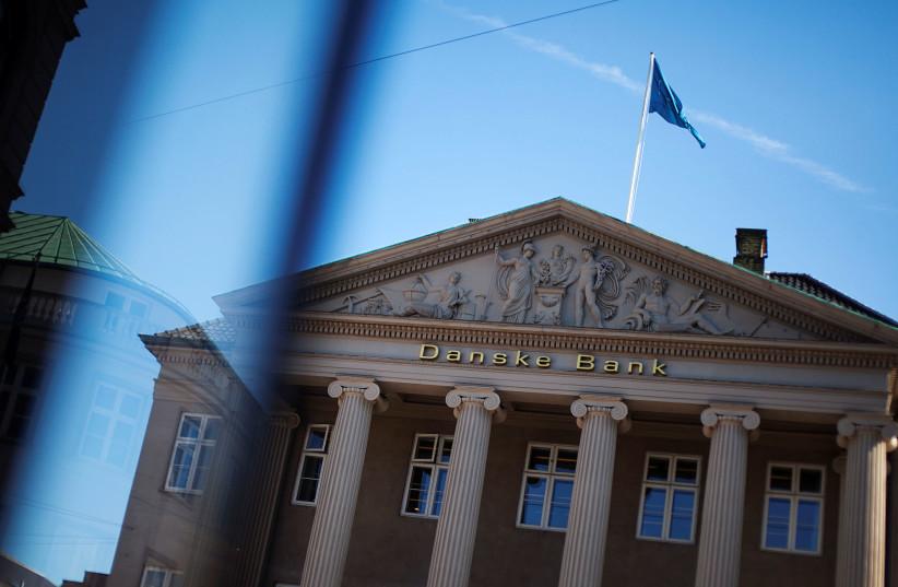 Danske Bank (photo credit: REUTERS)