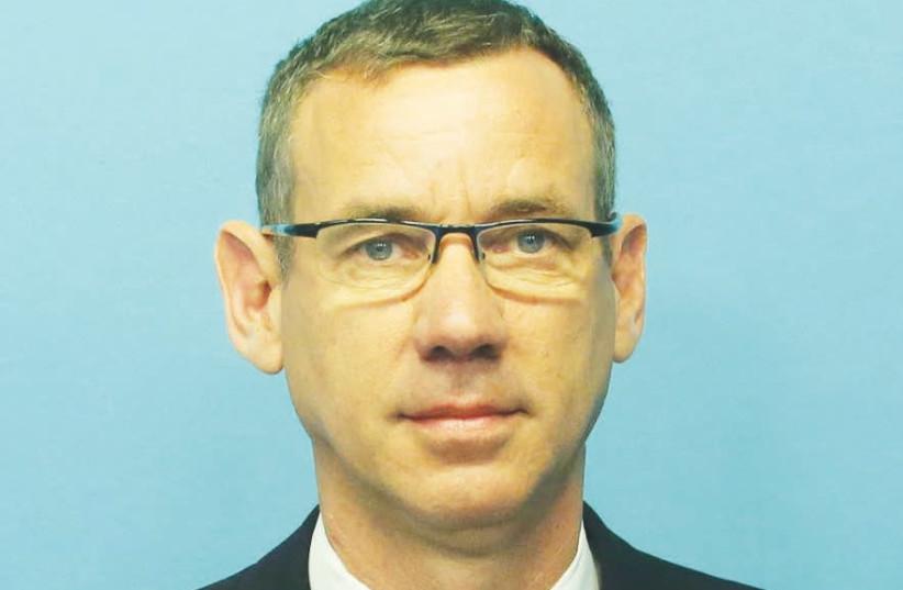 Israel's Ambassador to the UK Mark Regev. (photo credit: MARC ISRAEL SELLEM)