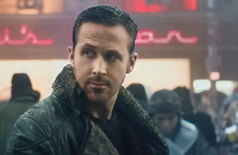 RYAN GOSLING stars in Denis Villeneuve's 'Blade Runner 2049.'  (photo credit: HAIFA FILM FESTIVAL)
