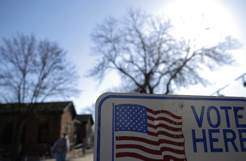 THERE IS no evidence of widespread voter fraud in the last election. (photo credit: REUTERS)