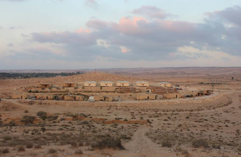 The Negev wilderness: A space of change, renewal and hope. (photo credit: COURTESY PR)