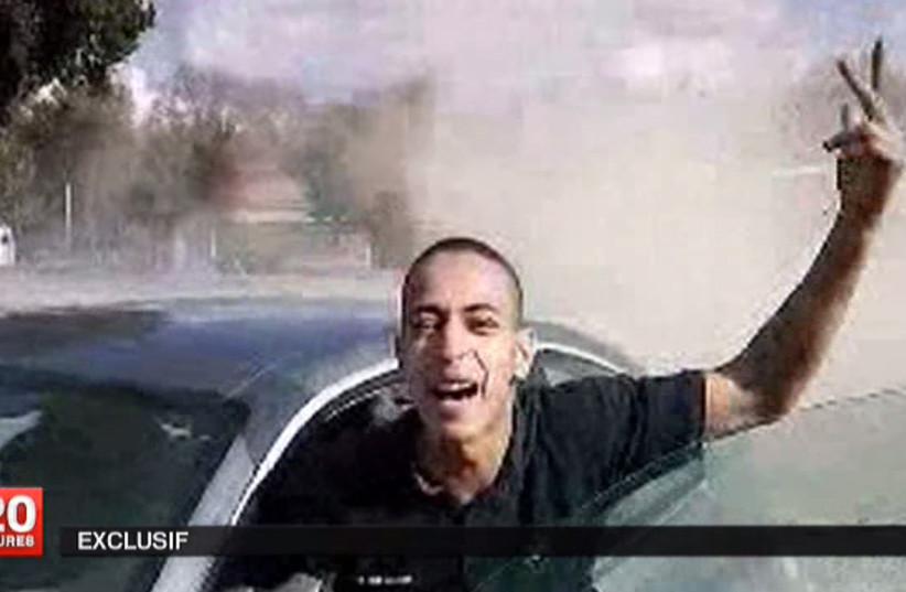Mohamed Merah (photo credit: REUTERS/FRANCE 2 TELEVISION/HANDOUT)