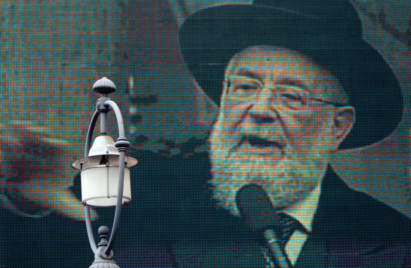 TEL AVIV Chief Rabbi Yisrael Meir Lau delivers a speech in Budapest in 2011. (photo credit: REUTERS)
