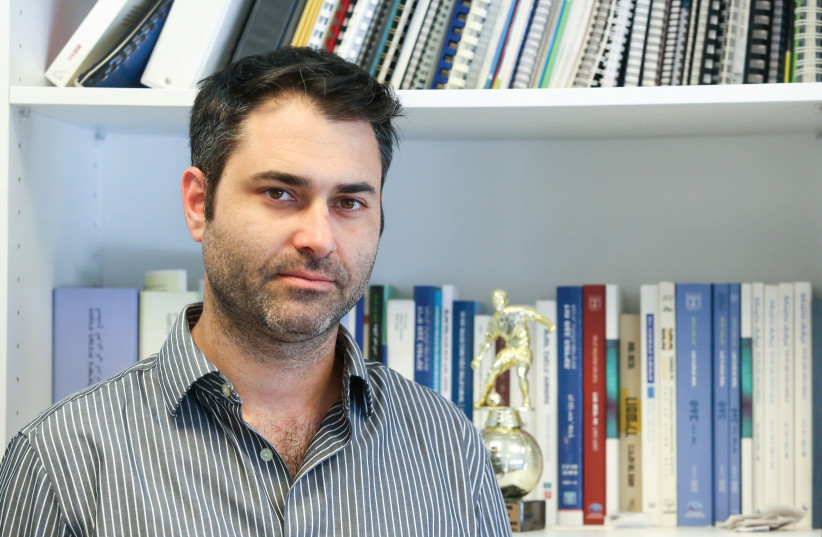 Mickey Gitzin (photo credit: MARC ISRAEL SELLEM)