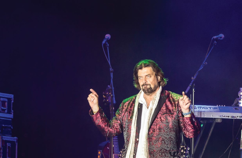 The Alan Parsons Project (photo credit: SIMON LOWERY)