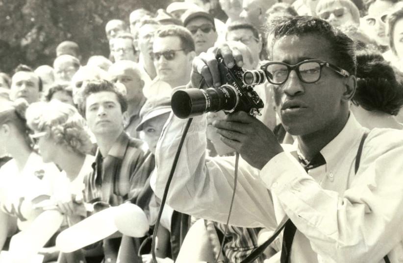A SCENE from the new PBS documentary 'Sammy Davis Jr.: I've Gotta Be Me.' (photo credit: HAIFA FILM FESTIVAL)