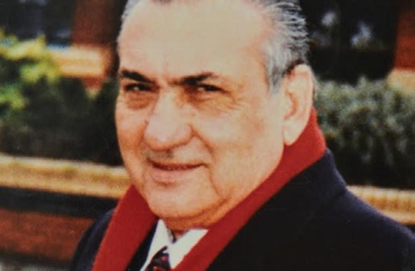 Shmuel Tzemach (photo credit: Courtesy)