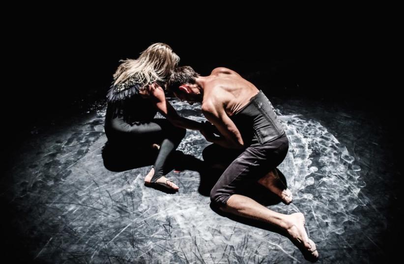 Charlotta Ofverholm presents 'Survival Kit' at the Tel Aviv Dance Festival. (photo credit: HAKAN LARSSON)