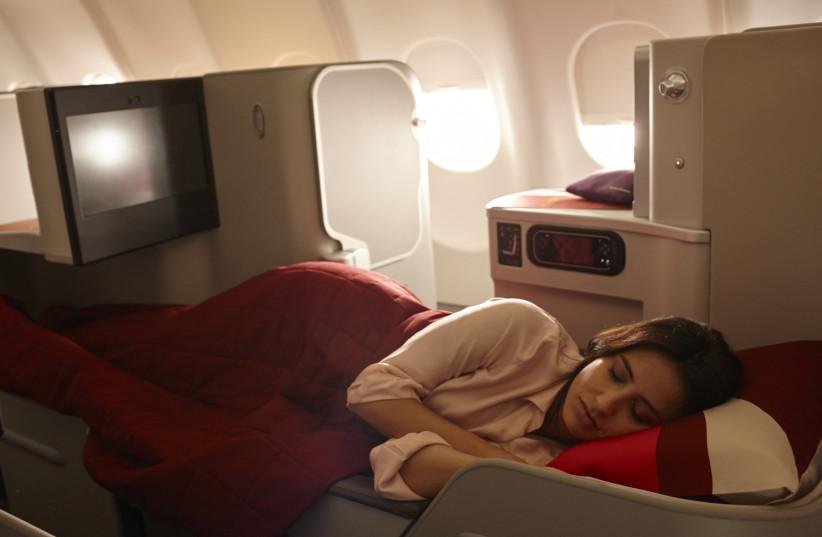 Iberia's Airbus A330-200. (photo credit: IBERIA AIRLINES)