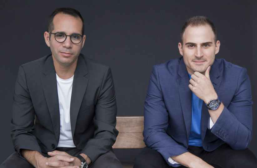 Co-founders Hedan Orenstein (L) and Itamar Hoshen (R) are setting up the new OH! public relations firm. (photo credit: COURTESY ITAMAR HOSHEN)