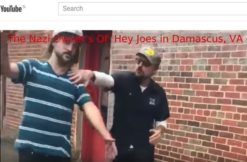 Two brothers accused of antisemitic attack in Damascus, Virginia. (photo credit: YOUTUBE SCREENSHOT)