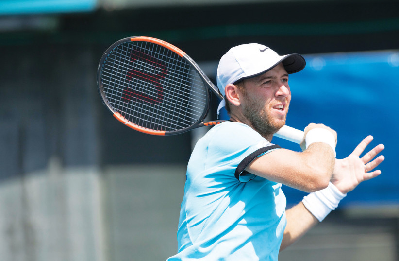 Dudi Sela  (photo credit: YONI ARIELI)