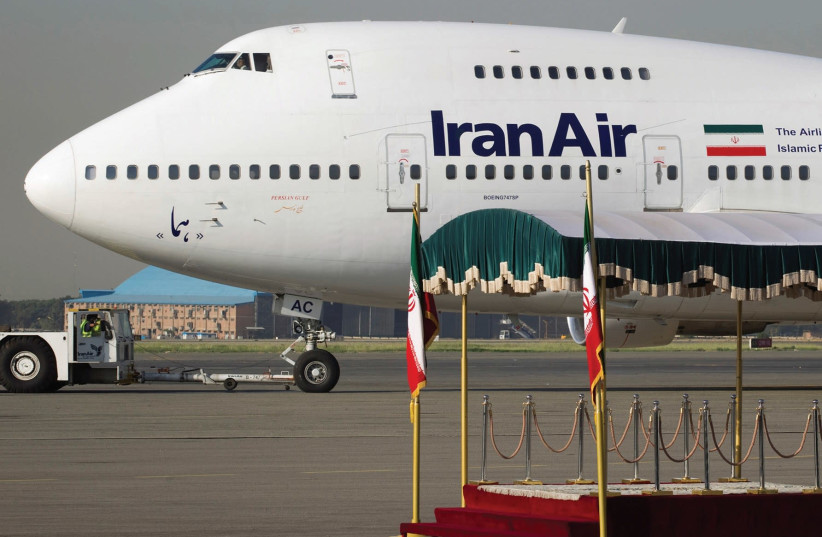 German health minister stops flights from Iran