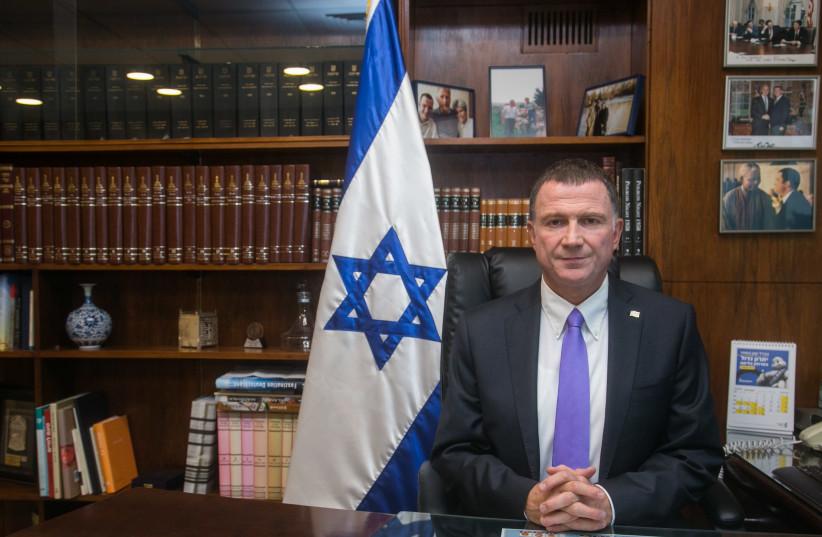 Yuli Edelstein (photo credit: MARC ISRAEL SELLEM/THE JERUSALEM POST)