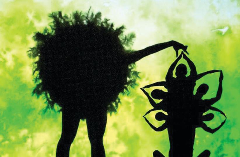 Pilobolus will perform 'Shadowland' on November 13 to 18 at the Herzliya Performing Arts Center.  (photo credit: KAI HEIMBERG)