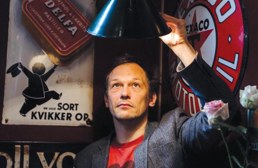 Copenhagen Jazz Festival director Kenneth Hansen. (photo credit: COPENHAGEN JAZZ FESTIVAL)