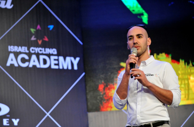 Ran Margaliot, manager of the Israel Cycling Academy (photo credit: Courtesy)