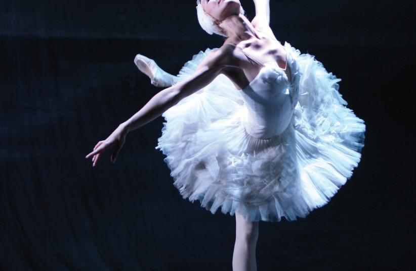 Russian Ballet Dancer  (photo credit: M.LOGVINOV)