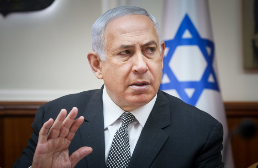 Benjamin Netanyahu (photo credit: MARC ISRAEL SELLEM/THE JERUSALEM POST)