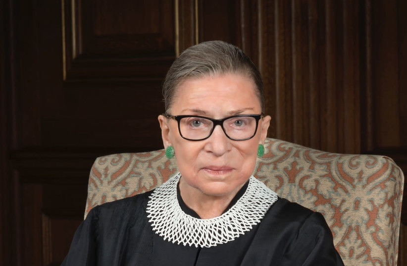 US Supreme Court Justice Ruth Bader Ginsburg discharged from ...