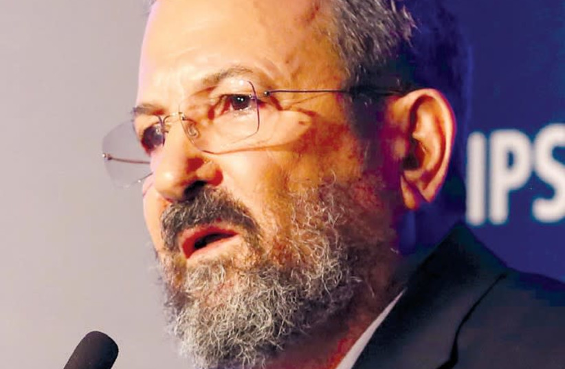 Ehud Barak (photo credit: WIKIPEDIA)