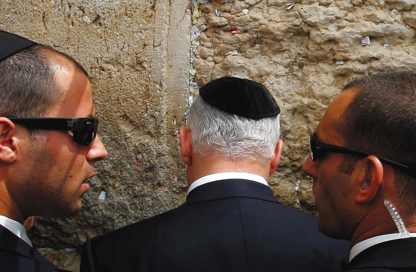 'IN THE Diaspora, Jews do not automatically accept the authority of the Israeli rabbinate, which is overwhelmingly orthodox, and they often reject the rabbinate's decisions.' (photo credit: REUTERS)
