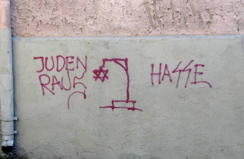 Antisémitisme (photo credit: WIKIPEDIA)