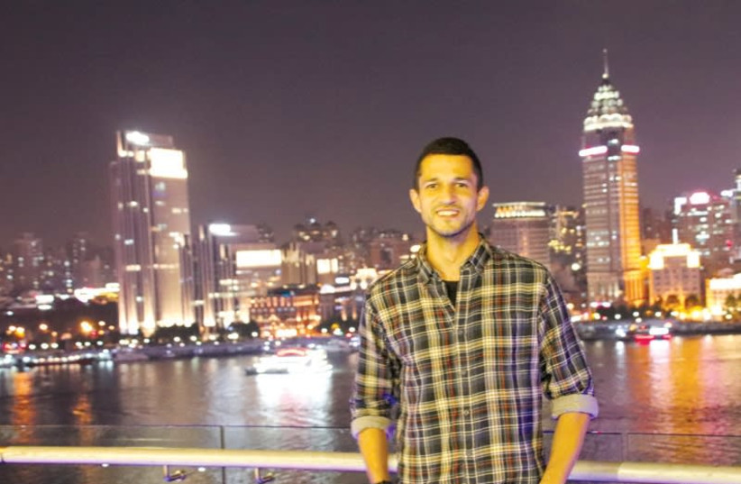 Karim Fanadka studied computer science and mathematics but struggled to find work in the hi-tech industry – until an Arab friend was hired and he got his foot in the door (photo credit: Courtesy)
