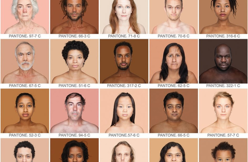 Angelica Dass challenges racial preconceptions associated with skin color. (photo credit: ANGELICA DASS)
