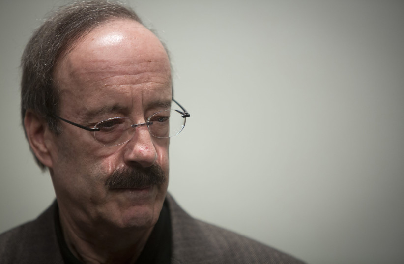 U.S. Representative Eliot Engel (D-NY) speaks at a news conference in New York on January 6, 2014.  (photo credit: CARLO ALLEGRI/REUTERS)