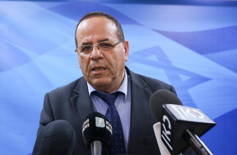Communications Minister Ayoub Kara (photo credit: MARC ISRAEL SELLEM/THE JERUSALEM POST)