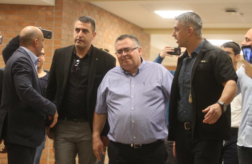 Coalition chairman David Bitan (photo credit: MARC ISRAEL SELLEM/THE JERUSALEM POST)