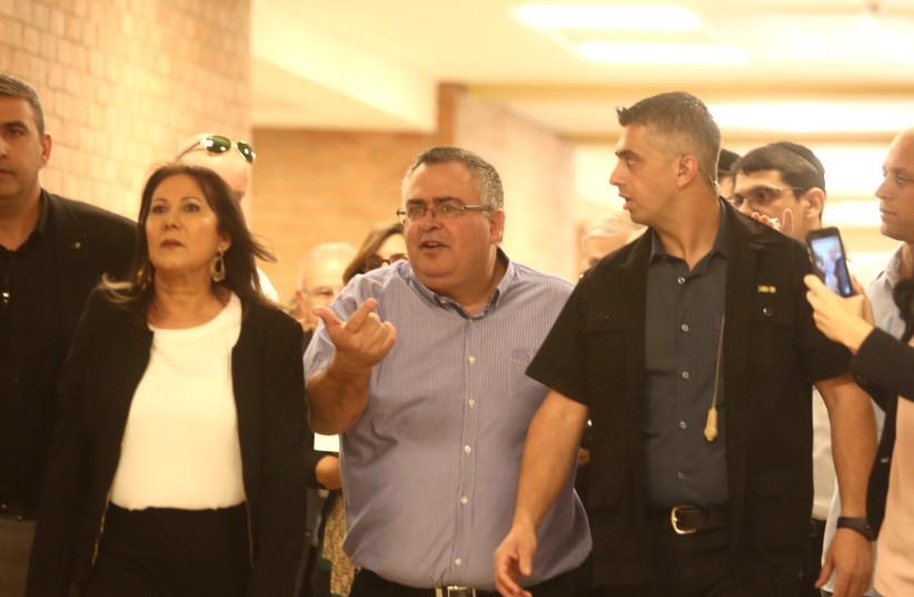 Former coalition chairman David Bitan (photo credit: MARC ISRAEL SELLEM/THE JERUSALEM POST)