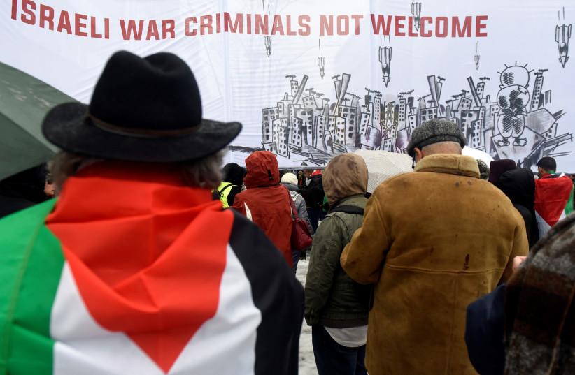 Belgian gov't funds groups promising to weaken pro-Israel influence