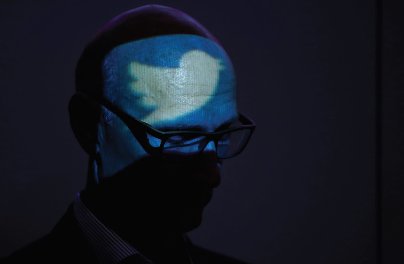 'WHILE THE Israeli Foreign Ministry has long since been regarded as a digital leader, it is now also at the forefront of the battle against online hate having developed new digital capabilities.' (photo credit: REUTERS)