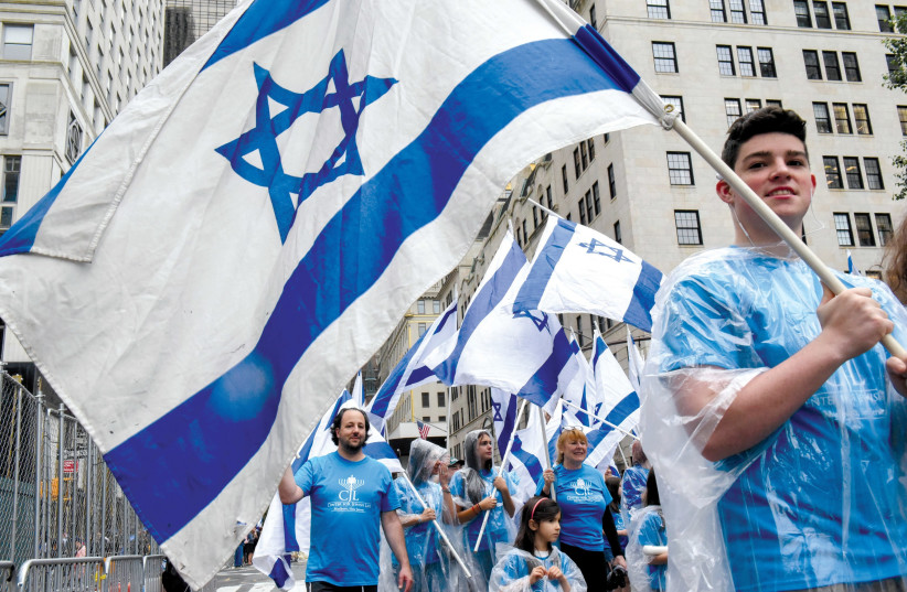 Israel matters to Jews, but those in the Diaspora don't know what's best